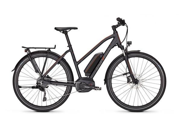 Ideal für längere Radtouren ist das Univega Geo B 2.0. Das E-Bike ist mit hydraulischen Scheibenbremsen versehen, damit es dich auch mit Gepäck bei Reisen zuverlässig zum Stillstand bringt. Natürlich ist dieses motorunterstützte Bike mit Ständer, Licht, Schutzbleche und Gepäckträger bestückt, damit Sie für Ihre Radtouren gerüstet sind.  Verbaut ist ein Akku mit einer starken Leistung von 482 Wh und ein Motor mit einer Schubhilfe von 250 Watt wie geschaffen für Tagesausflüge