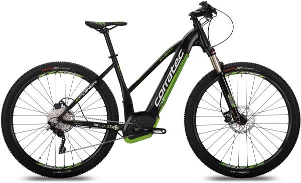 """Das Corratec E-Power X Vert 29 Performance bringt alles mit, was du für E-Bike Spaß im Gelände und auf der Straße brauchst. Der solide Rahmen und die 29"""" Laufräder sorgen für Laufruhe und Sicherheit im Gelände. Die hochwertige XT Austattung glänzt mit präzisen Gangwechseln und hoher Lebensdauer."""