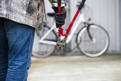 Fahrradschloss für Kinder: E Bike sicher absperren