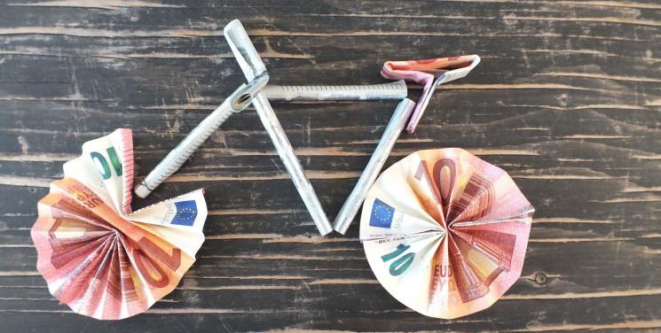 geldgeschenke für das e-bike